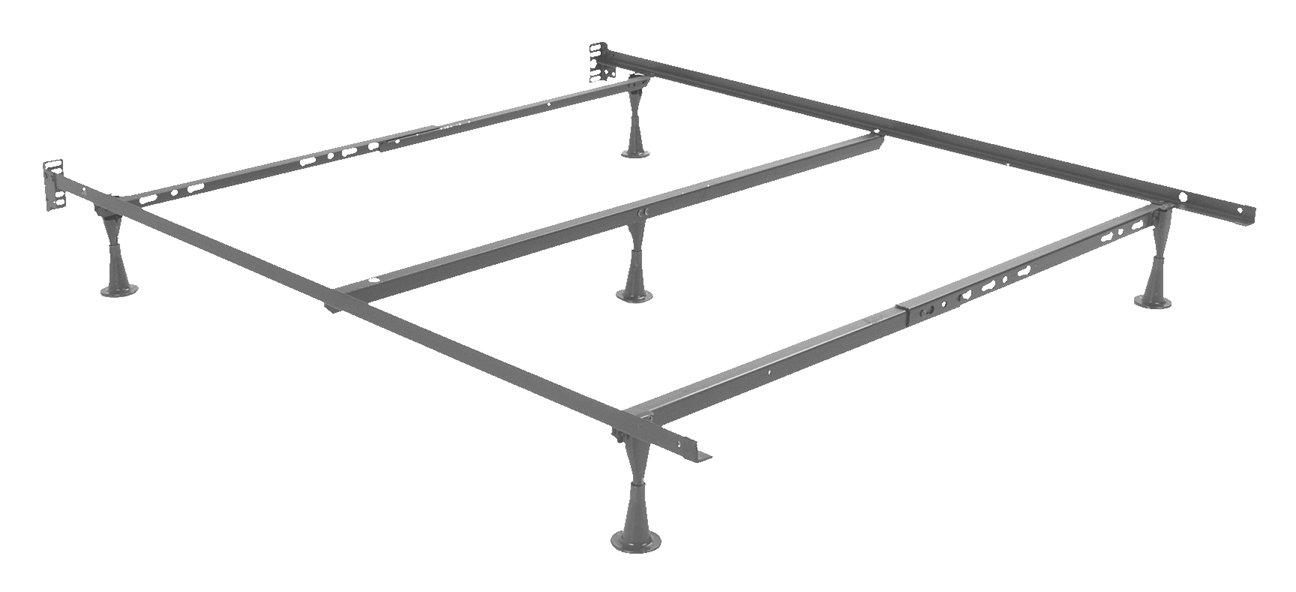 Leggett & Platt Consumer Produkte Gruppe, Stahl, braun, Twin/Full ...