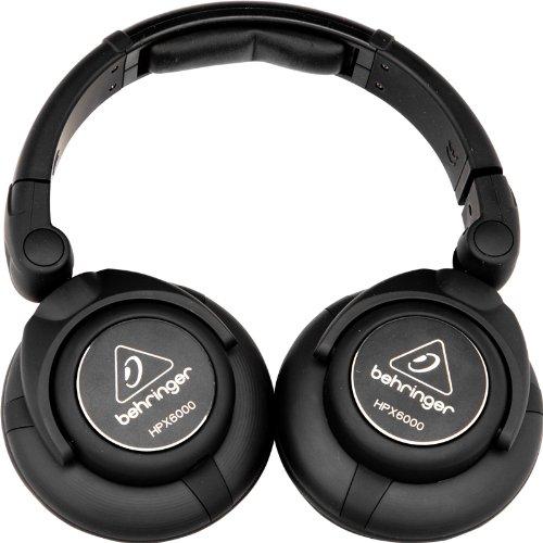 Behringer Dj Headphones - Behringer Hpx6000 Professional DJ Headphones