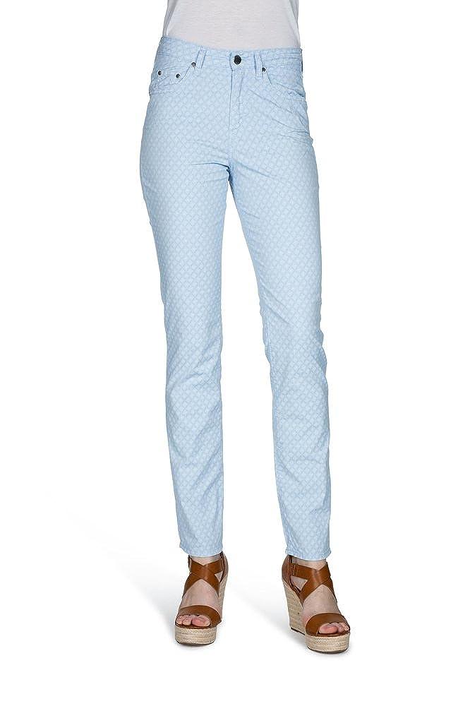 a7d0f0b066e53 Kañopé mandarine dotty-Pantalon toile coupe slim-Femme: Amazon.fr:  Vêtements et accessoires