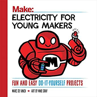 Electricity for young makers fun and easy do it yourself projects digital list price 999 solutioingenieria Choice Image
