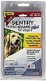 Fiproguard Plus Flea & Tick Topicals (45-88lbs, 6 Month)