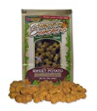 K9 Granola Factory Pumpkin/Sweet Potato with Carrot and Parsley Crunchers, 14 Ounces Per Pack