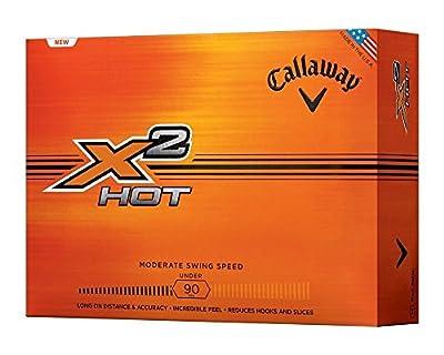 Callaway X2 Hot Golf Balls