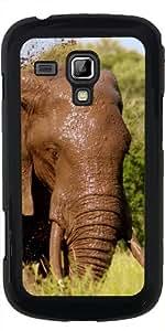 Funda para Samsung Galaxy Trend S7560 - áfrica Elefante Exótico by WonderfulDreamPicture