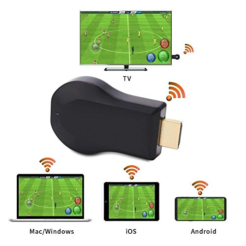 Wireless HDMI Adapter tv OHNICE Streaming Sticks Miracast WiFi Chromecast Display Dongles Digital AV to HDMI Converter Adaptor Connector PC/iPhone /Android Mobile Phones, Support DLNA Airplay by OHNICE (Image #5)