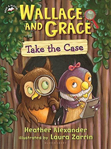 The Best Chapter Books for 1st Graders featured by top Seattle lifestyle blogger, Marcie in Mommyland: Wallace and Grace https://images-na.ssl-images-amazon.com/images/I/51wLltNzCtL.jpg