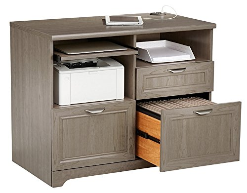 Realspace Magellan Tech Station 2.0, Gray (Cabinet File Metallic)