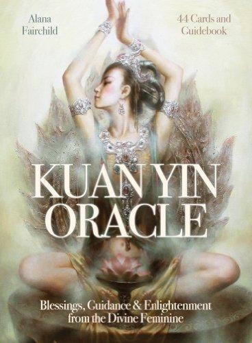 Kuan Yin Oracle Set [Alana Fairchild] (Tapa Blanda)