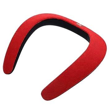 Altavoz portátil con Bluetooth para el Cuello, inalámbrico ...