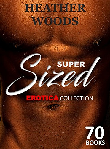 Super Sized - Erotica Collection: 70 - Ebony Graphic