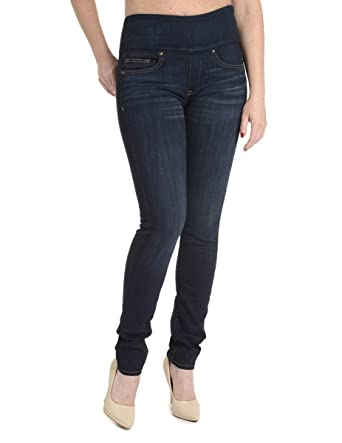 e12d5fbff4f368 SPANX The Signature Skinny Jeans at Amazon Women's Clothing store: