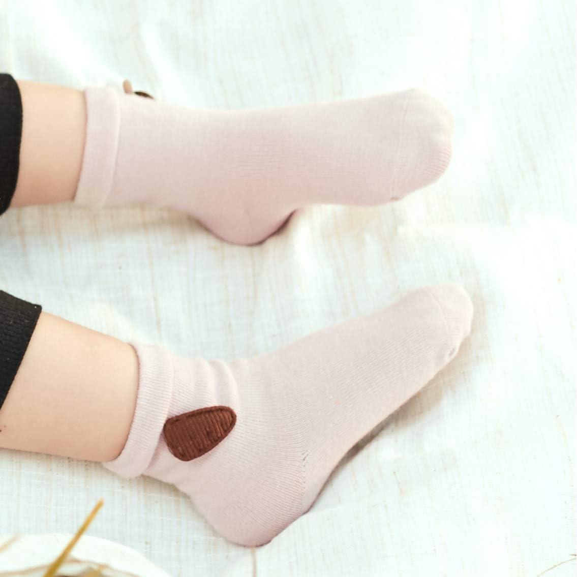 KKD Baby Socks Newborn For Babies Toddler Non Skid Ankle For Boys Girls Infant