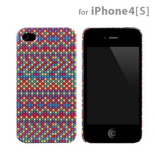 Assy co, Ltd icover Design Glossy iPhone 4S/4 Cover (Pattern 2)