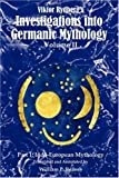 img - for Viktor Rydberg's Investigations into Germanic Mythology, Volume II, Part 1: Indo-European Mythology book / textbook / text book