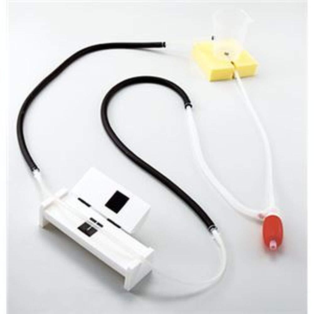 血圧測定原理学習用シミュレーター/看護実習モデル「けつあつくん」軽量コンパクトM-154-0--   B07TYL12CC