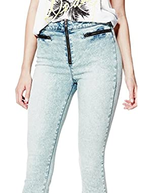 GUESS High-Rise Push-Up Jeggings