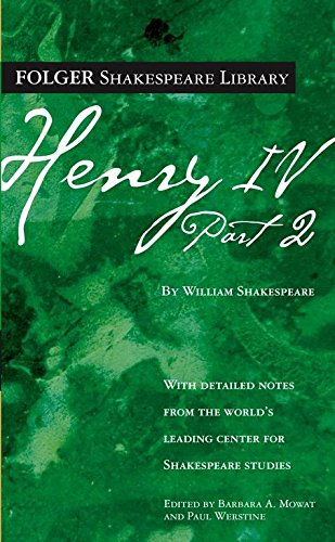 Read Online [(Henry IV, Part 2)] [Author: William Shakespeare] published on (March, 2009) PDF