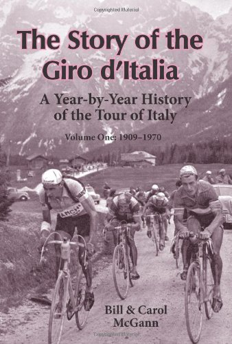 Price comparison product image The Story of the Giro d'Italia: A Year-by-Year History of the Tour of Italy,  Volume 1: 1909-1970