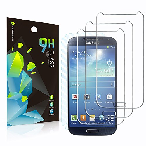 Tempered Glass Screen Protector for Samsung Galaxy S4 - 8