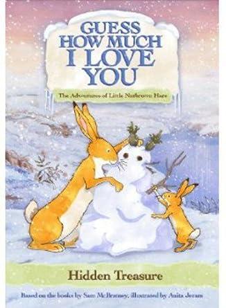49293d7938e8 Amazon.com: Guess How Much I Love You: Hidden Treasure: n/a: Movies & TV