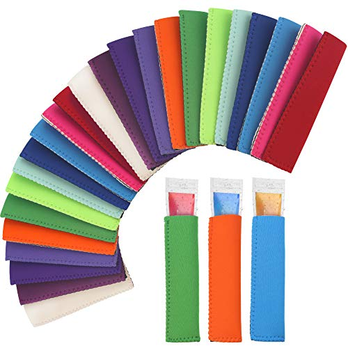 Popsicle sleeves