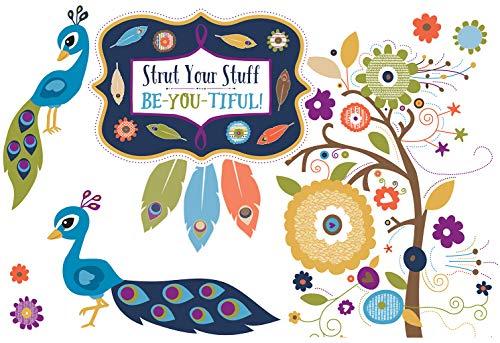 Carson Dellosa You-Nique Strut Your Stuff Bulletin Board Set (110318)