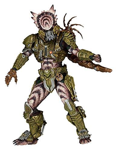 "NECA Predator Scale Series 16 Spike Tail Action Figure, 7"""
