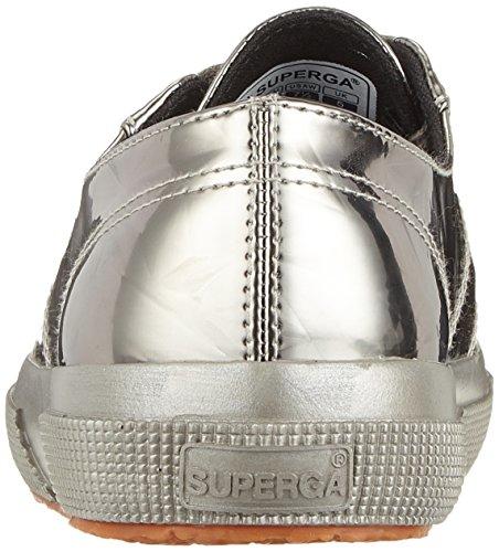 Synleadiamondmi Donna S588 Sneaker Superga Gunmetal Argento Ewdvva
