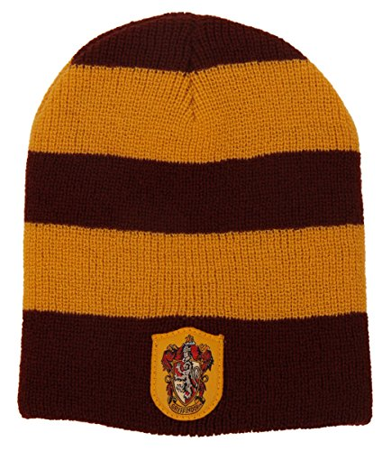 And Hermione Costumes Ron (elope Harry Potter Officially Licensed Hogwarts Gryffindor House Beanie)