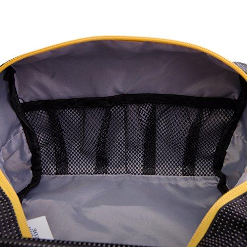Large Toiletry Bag Dopp Kit – Spacious, Lightweight Travel Hygiene Shaving Bag, Bathroom Bag for Men and Women – K BO