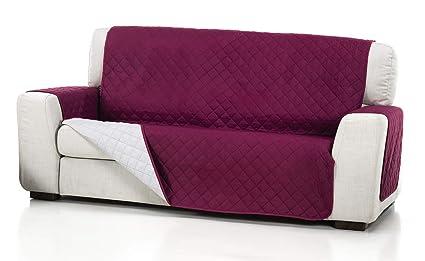 Belmarti Cubre Sofa Acolchado 1/P, Malva, 1 Plaza: Amazon.es ...