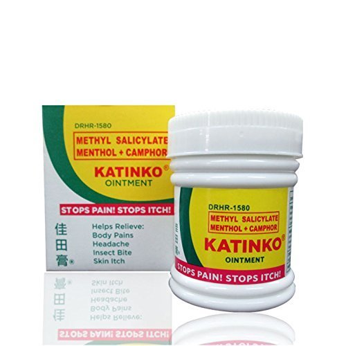 Katinko Oitment Pain and Itch Expert 30g (2-pack) by Katinko
