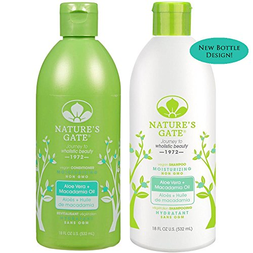 Natures Gate Macadamia Conditioner Panthenol product image