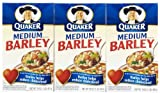 Quaker Medium Pearled Barley 16 Oz (Pack of 3)