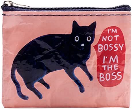 Blue Q Bags, Coin Purse, I'm Not Bossy I'm The Boss, Multi-Colored, One Size
