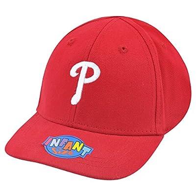 MLB Fan Favorite Philadelphia Phillies Dalrymple Infant Baby Adjustable Hat Cap