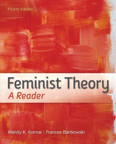 73512354 - Feminist Theory: A Reader