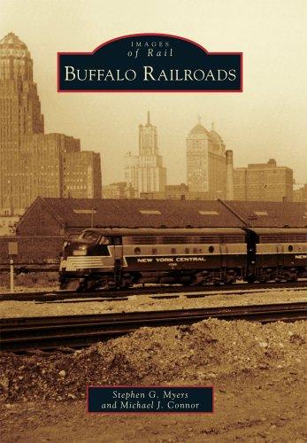 American Rail History (Buffalo Railroads (Images of Rail))