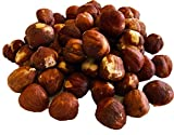 Raw Hazelnuts 24 oz 1.5 LB (Whole, Unsalted, No Shell, All Natural, Non-GMO, Kosher, In Resealable Bag, Nutrient Dense Low Carb High Fat Snack)