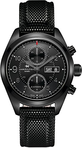 Hamilton Khaki Field Day Date Automatic Mens Watch H71626735