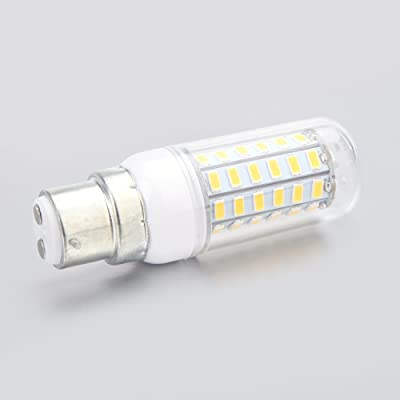 W 56 Blanc Smd5730 Ampoule Led 220 B22 240 V Éclairage 12 – eHIY2b9WED