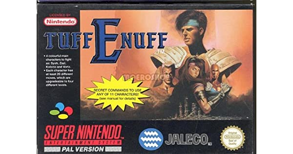 Amazon com: Tuff E Nuff: Video Games