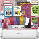 Cricut Maker Machine Bundle 1 Beginner Cricut Guide Smooth Heat Transfer Permanent Vinyl Tools Designs