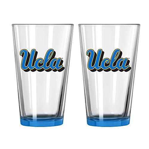 NCAA UCLA Bruins Elite Pint, 16-ounce, (Ucla Glass)