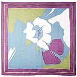 LORO PIANA Women's Patterned Scarf, Purple