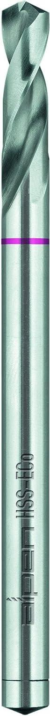 /∅ 6,5 mm L2 31 mm L1 101 mm alpen 62800650100 Spiralbohrer HSS Cobalt f/ür INOX-Bleche und Hardox
