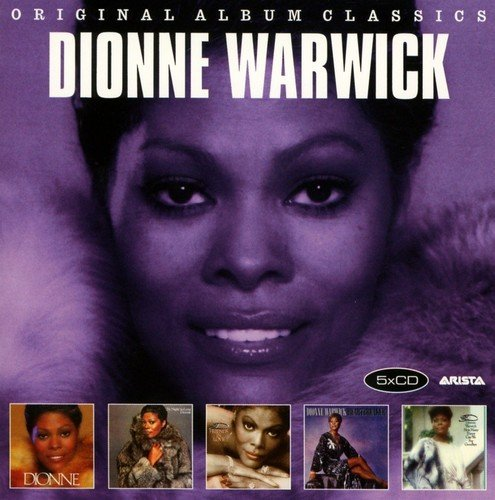 Dionne Warwick - Original Album Classics - 5CD - FLAC - 2016 - NBFLAC Download