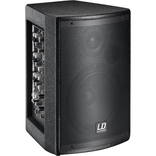 LD Systems Mix LDMIX6AG2 -Channel Live Sound Monitor by LD Systems