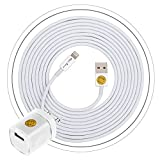 3M Heavy Duty Lightning Sync & Charge Cable w/ Wall Adapter for iPhone 6,6S –Wte