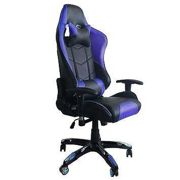 Hengmei X-Gamer Racing Sport asiento deportivo. Sillón direccional de corredor, silla de oficina, silla giratoria, silla de escritorio.